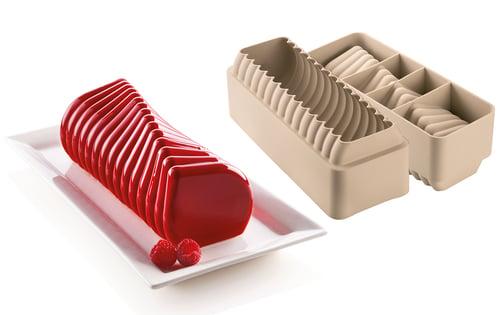 stampo silicone corallo silikomart 3design